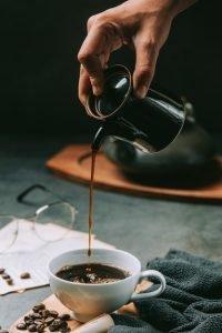 koffie proeven